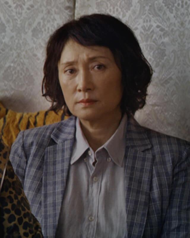 ビリーの母親