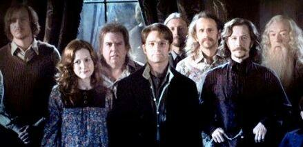 ハリーポッターと不死鳥の騎士団